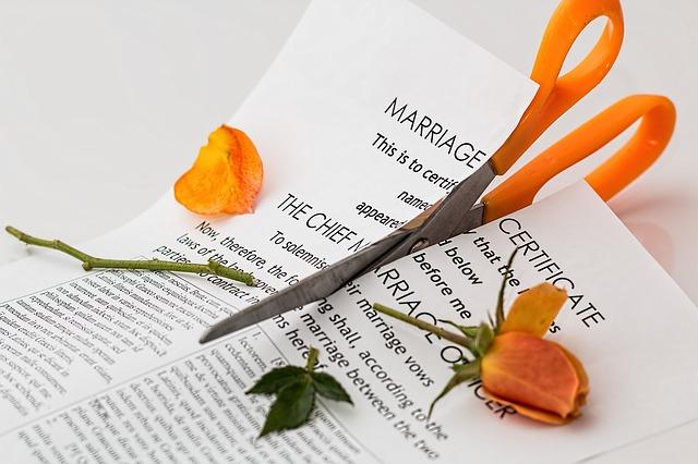 איך להתגרש